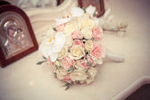 Lovely bouquet of flowers — Stock Photo