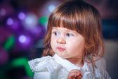 Little girl portrait — 图库照片