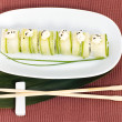 Sushi Japanese dish - Stock Photo