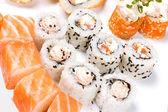 Piatto giapponese sushi — Foto Stock
