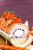 Japanese sushi — Zdjęcie stockowe