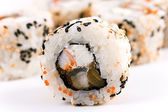 Sushi close up — Stock Photo