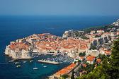 Dubrovnik en croacia — Foto de Stock