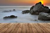 Någonstans i svarta havet — Stockfoto