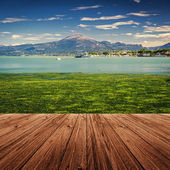 Peschiera del Garda — Stock Photo