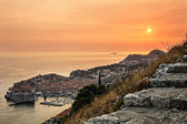 Dubrovnik in Croatia — Stock Photo