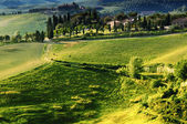 Toscane - Italië — Stockfoto