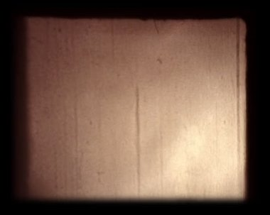 Polvo de película de 8mm — Vídeo de stock