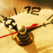Close-up view of clock - Stock Photo