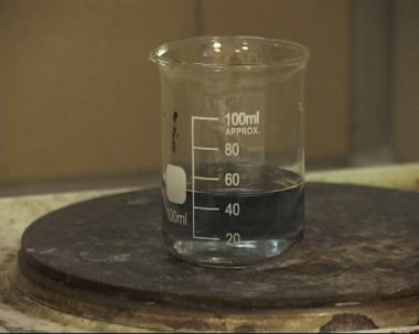 Chemical reaction — Stockvideo