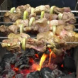Shashlik — Stock Video #12547232