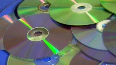 光盘 — 图库视频影像