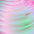 Fractal rendition of colored abstract background — Stock Photo