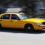 Taxi — Stock Photo #1860079