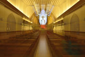 Beautiful Interior of St Theresa cathedral Chennai — Stockfoto