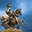 Louis XIV — Stock Photo #35857013