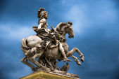 Louis XIV — Stock Photo