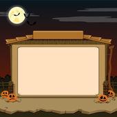 Texture halloween — Stock Vector