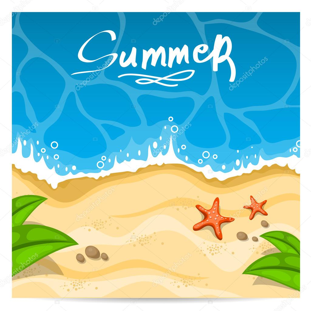 summer vector illustraitons - photo #5