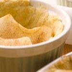 Apple pie ingredients — Stock Photo
