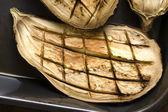 Aubergine chaud au four — Photo
