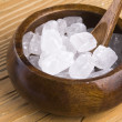 Stock Photo: White sugar