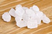 White sugar — Stock Photo