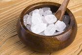 Zucchero bianco — Foto Stock