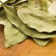 Bay leafs — Stock Photo #27164927