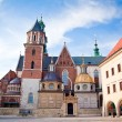 Wawel Cathedral In Krakow - Foto de Stock
