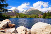 In High Tatras — Stock Photo