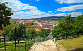 Residential District Of Budapest — Stock Photo