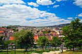 Pohled na budapešť — Stock fotografie