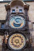 Astronomical Clock In Prague — Stockfoto
