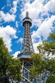 Petrin Tower - 2 — Stock Photo