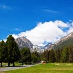 View of Tatra Mountains — Stock Photo