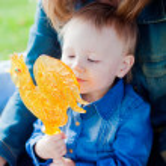 Tasty Yellow Cockerel — Stock Photo #18561551