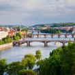 Vltava River - Stock Photo