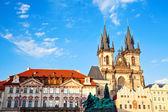 Famous Church In Prague — Stock Photo