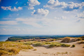 Grey Dunes - Lithuania — Stock Photo