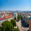 Panorama of Vienna — Stock Photo