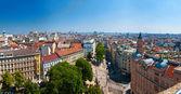 Panorama of Vienna — Stock Photo