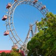 Ferris wheel Prater — Stock Photo