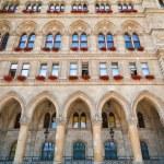 The City Hall of Vienna — Stock Photo #34936469