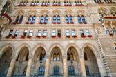 The City Hall of Vienna — Stock Photo