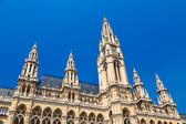 Vienna Rathaus — Stock Photo