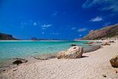 Pure Sea in Balos Lagoon — Foto de Stock