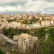 The highest town in Sicily — Stock Photo #50808835