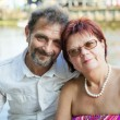 Smiling mature couple — Stock Photo #51466175