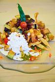 Vegetarian salad — Stock Photo